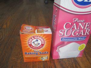 Pest Control with Baking Soda & Sugar